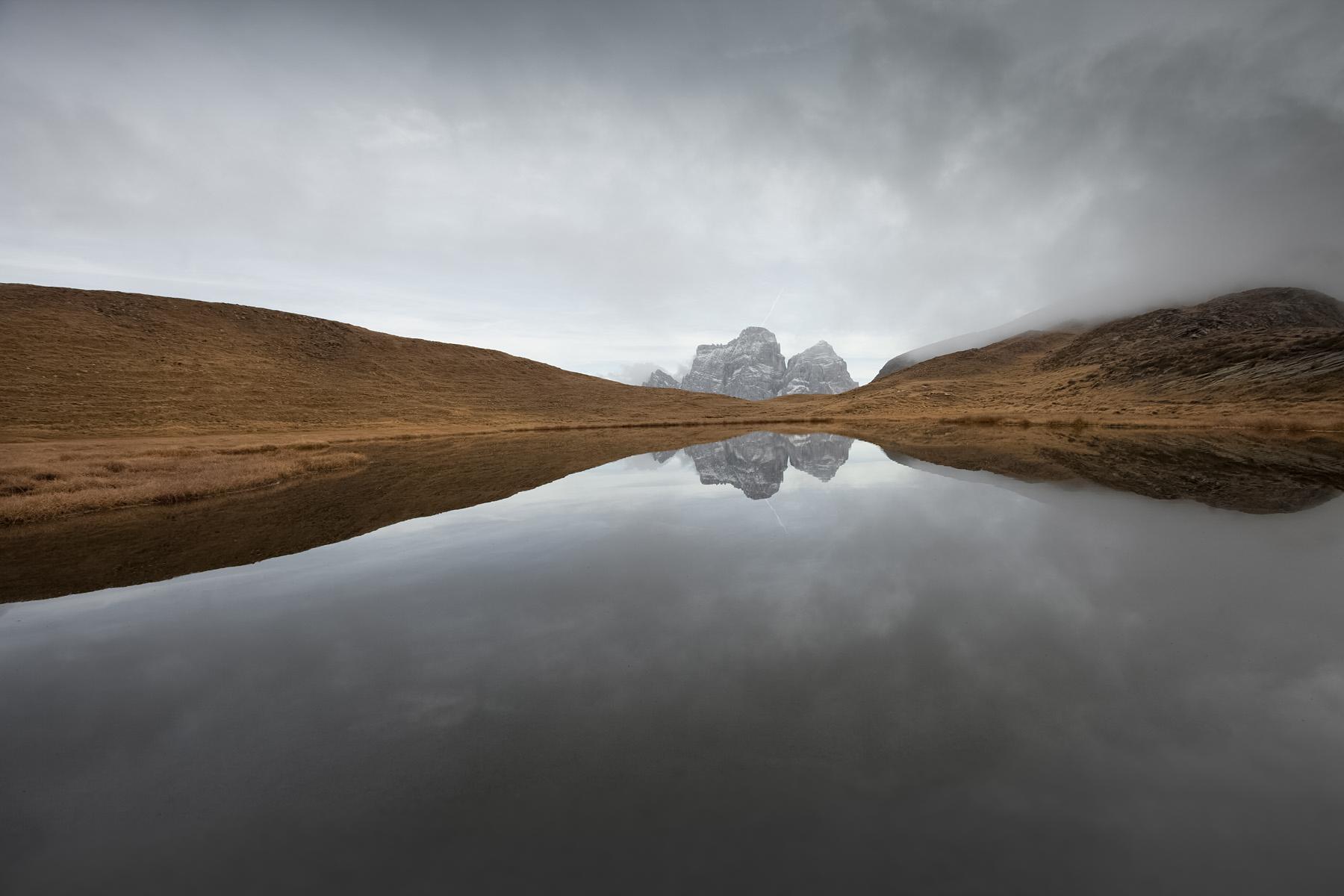 Lago delle Baste - M.Mondeval