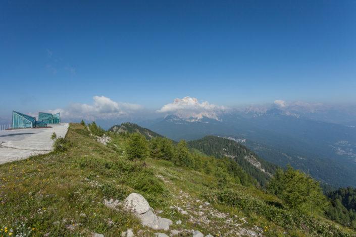 Monte Rite (2183m) e percorso naturalistico