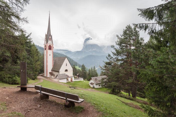 Chiesetta di San Giacomo (Val Gardena)